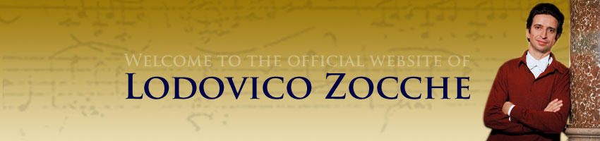 Welcome to the official website of LODOVICO ZOCCHE
